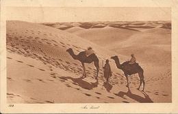 AU DéSERT - F. PICCOLO VIAGGIATA  - (rif. B169) - Libia