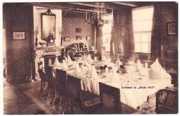 Tentoonstelling De Vrouw 1813 - 1913 Eetzaal In Huis 1813 - Tentoonstellingen