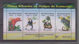 Honduras YV PA 1193/6 N 2004 Singes - Singes