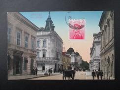 CP SERBIE (V1702) BELGRADE (2 Vues) 1913 Lieu à Déterminer - Serbien