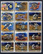 HAITI 1974 No. ?? SPACE. Overprinting. 100 Years Of The Universal Postal Union (UPU). UPU