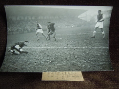 Photo De Football , Le Havre , Stade Municipale Graville ( Jules Deschaseaux ) , Tribune Sud - Le Havre