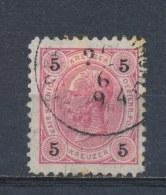 Oostenrijk/Austria/Autriche/Österreich 1890 Mi: 53 G Yt: 49 (Gebr/used/obl/o)(1683) - Used Stamps