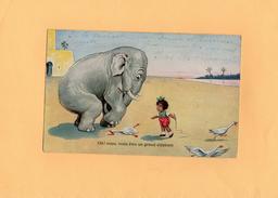 D1903 - Oh ! Vous, Vous êtes Un Grand éléphant - Elefanti