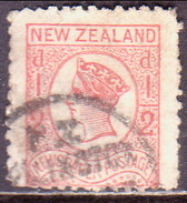 NEW ZEALAND 1875 SG 149 ½d Used Wmk Star - 1855-1907 Crown Colony
