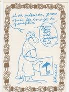 Illustrateur FILIPANDRE - Série Graphie 1988 - 40 Ex. - Illustrateurs & Photographes