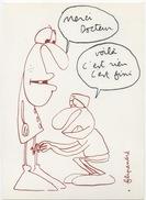 Illustrateur FILIPANDRE - Série Graphie 1987 - 16/60 - Illustrateurs & Photographes
