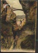 Constantine 1908 Le Rhummel Et Le Pont El-Kantara Algérie - Constantine