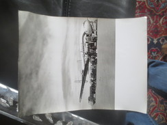 ALGERIE 1961- ON EMBARQUE - BUREAU DE RECHERCHES DE PETROLE-  VOIR PHOTOS - Métiers
