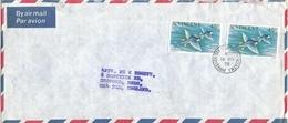 St Vincent 1975 Port Elizabeth Flying Fish Cover - St.Vincent (1979-...)