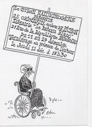 Illustrateur FILIPANDRE - 1980 - Le Citron Hallucinogène - Librairie Bateau Blanc à BRIGNOLES - Illustrateurs & Photographes