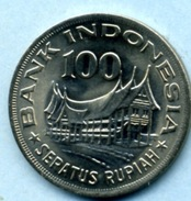 1978 100 ROUPIES - Indonésie