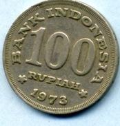 1973 100 ROUPIES - Indonésie