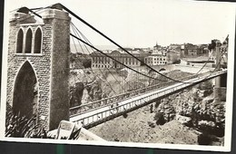 Constantine Le Pont De Sidi M'Cid Et Le Lycée M'Cid Algérie - Constantine
