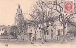 Amay - Place Communale (animée, Légia, Edit. E. Dumont) - Amay