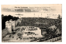 33 - Bordeaux . Fête Des Vendanges . Bacchus Triomphant - Réf. N°333 - - Bordeaux