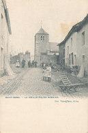 LUXEMBOURG )) SAINT MARD    La Vieille Eglise Romane - Cartes Postales