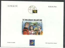 BELGIE NA 9  ( COB ) - Belgique