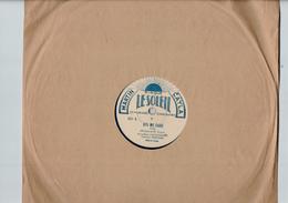 Disque LE SOLEIL 431a - La Belle Manon Et Oti Me Care (Valse Et Polka) - 78 G - Dischi Per Fonografi