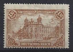 Germany 1920 Kaiserreichs (*) MH  Mi.114 - Germany