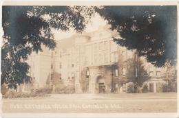ETATS-UNIS - CORVALLIS - Waldo Hall ( Oregon State College ) - Université D'Etat De L'Oregon - Carte-photo - Etats-Unis