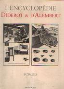 «Forges » (Encyclopédie Diderot Et D'Alembert) - Ed. Mame, Tours (2002) - Bricolage / Technique