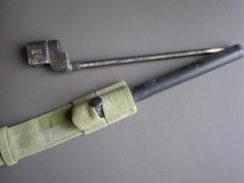BAIONNETTE CLOU AVEC FOURREAU - Knives/Swords