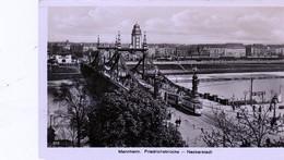 Mannheim Friedrichsbrücke  Neckarstadt - Mannheim