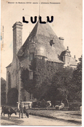 DEPT 29 : Coll. Villard Quimper : Manoir De Bodininio - France