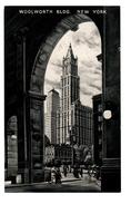 ETATS-UNIS . NEW YORK . WOOLWORTH BLDG. - Réf. N°342 - - NY - New York