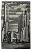 ETATS-UNIS . NEW YORK . WALDORF ASTORIA HOTEL AND RADIO BLDG. - Réf. N°343 - - NY - New York