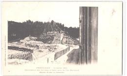 FR66 PERPIGNAN - Brun - 14 Juillet 1904 - Décoration Des Terrains Près Cité Bartissol - Rare - Belle - Perpignan