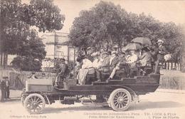 CPA (75) PAris-Moto-Car Excursions TH. COOK & FILS ExcursusionS En Automobile Place De L' Opéra (autre Plan) - Postcards