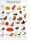 "SIEGES DE DESIGNERS -  "" DESIGNERS'SEATS ""  / PHC 1711 De 2000  / CPM VIERGE NEUVE / RARE +++++ - Altri"
