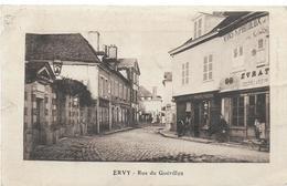 Aube ERVY Rue Du Guerillon   ...MC - Ervy-le-Chatel