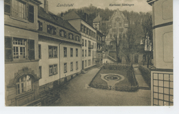 ALLEMAGNE - LANDSTUHL - Kurhaus Sickingen - Landstuhl
