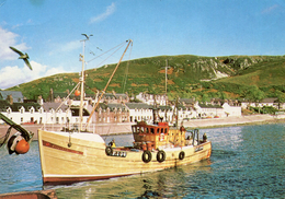 Scotland - Ullapool - Fishing Vessel - Ship - Ohne Zuordnung