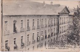 64-BAYONNE-Hôpital Militaire...1924  Animé - Bayonne