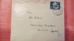 DR 33-45: Fern-Brief Mit 12 Pf Heldengedenktag 1942 EF OSt Rothenkirchen (Vogtl) Vom 13.3.42  Knr: 812 - Deutschland