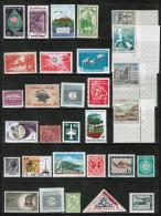 WORLDWIDE---Collection Of MINT NEVER HINGED DL-328