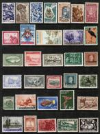 WORLDWIDE---Collection Of MINT Light Hinged/Hinged DL-331