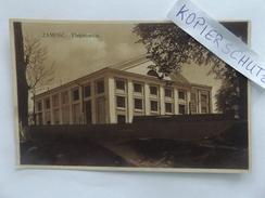 Zamosc, Elektrownia, Ca. Um 1930 - Pologne