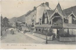Haute Savoie ANNECY La Rue Sommeillier ..MC - Annecy