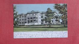 Wisconsin > Waukesha --  Waukesha  Springs Sanitarium Tuck Series ===== Ref 2523 - Waukesha