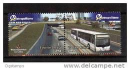 Peru 2010 ** Sistema De Transporte Metropolitano. Autos. Bus. Autopista. See Desc. - Peru