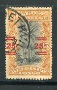 CONGO BELGE- Y&T N°88- Oblitéré - 1894-1923 Mols: Usados
