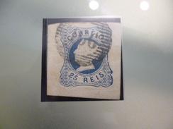 1853 - D.MARIA II - ÉVORA (166) - 1853 : D.Maria