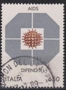 ITALIA - 1989 Annata Incompleta Usata - 32 Valori - 6. 1946-.. Republic