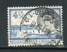 CONGO BELGE- Y&T N°331- Oblitéré - Congo Belge