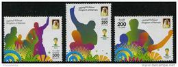 Bahrain (2014)  - Set -  /  Soccer - Futbol - Calcio - Football - FIFA World Cup Brazil - Brasil - 2014 – Brazil